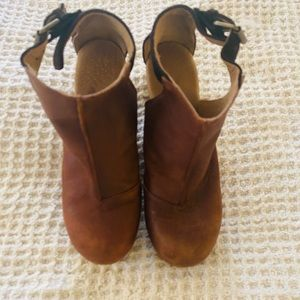 Free People Amber Orchard Clogs, size 38